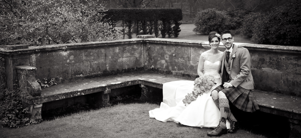 Wedding Photographs at Balbirnie House in Glenrothes Scotland