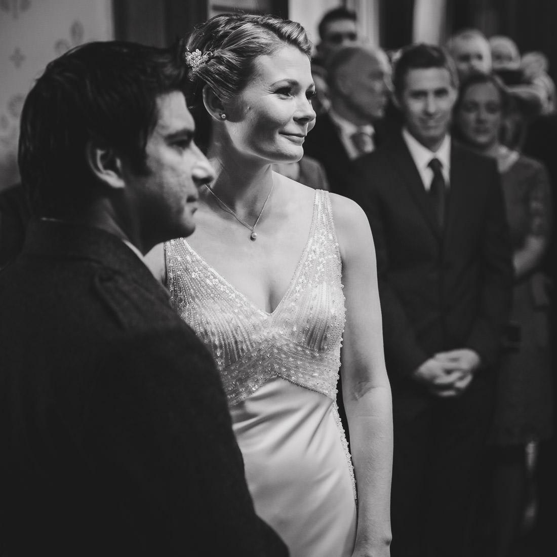 Sorn Castle Wedding Photograph