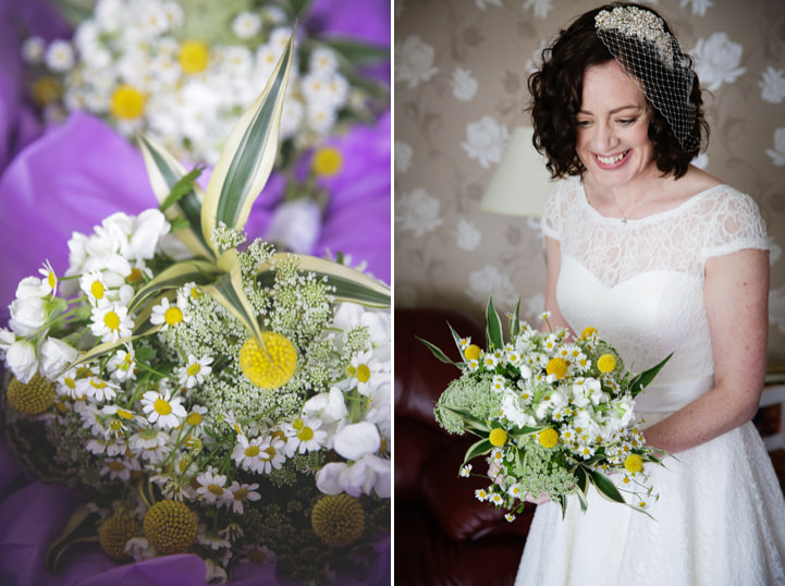 Spring Wedding in Glasgow