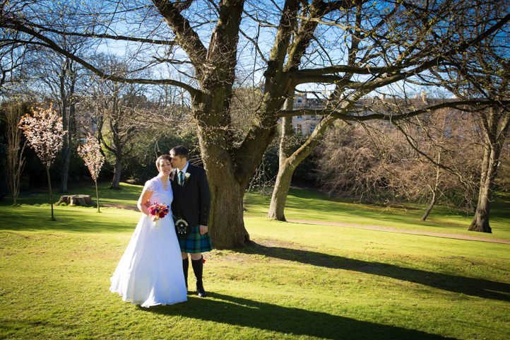 Wedding at the Royal College of Physicians Edinburgh