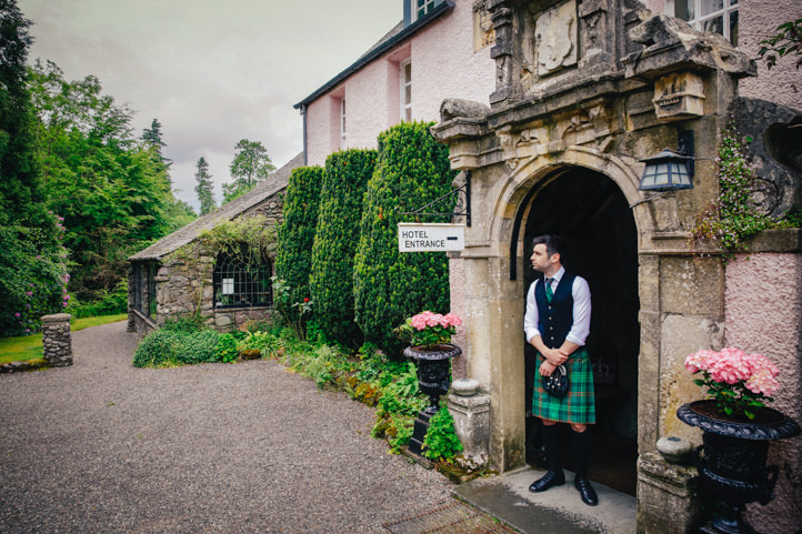 Roman Camp Hotel Wedding Photographs