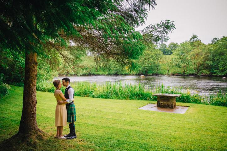 Roman Camp Wedding Photographs 023