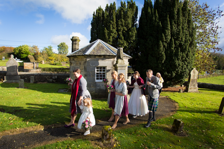 Handmade Wedding in the Countryside
