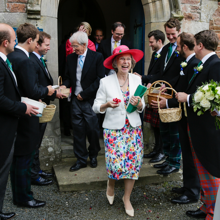 Harry and Georgie's Wedding in the Scottish Borders