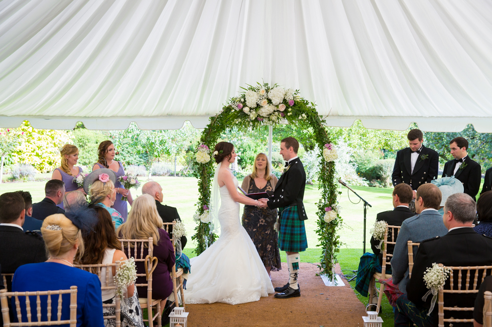 Hillhouse Wedding - Laura and Craig