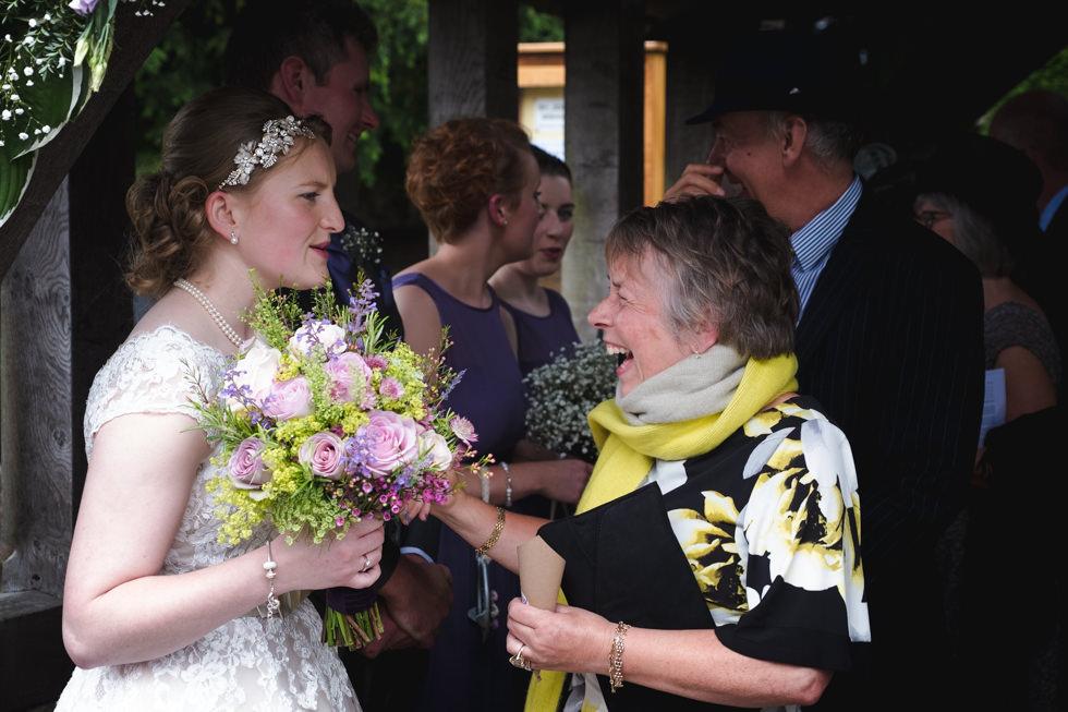 Yorkshire Farmyard Wedding