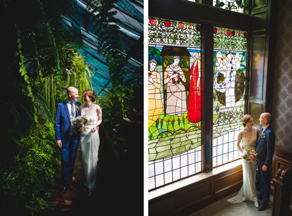 Wedding Photography One Devonshire Gardens