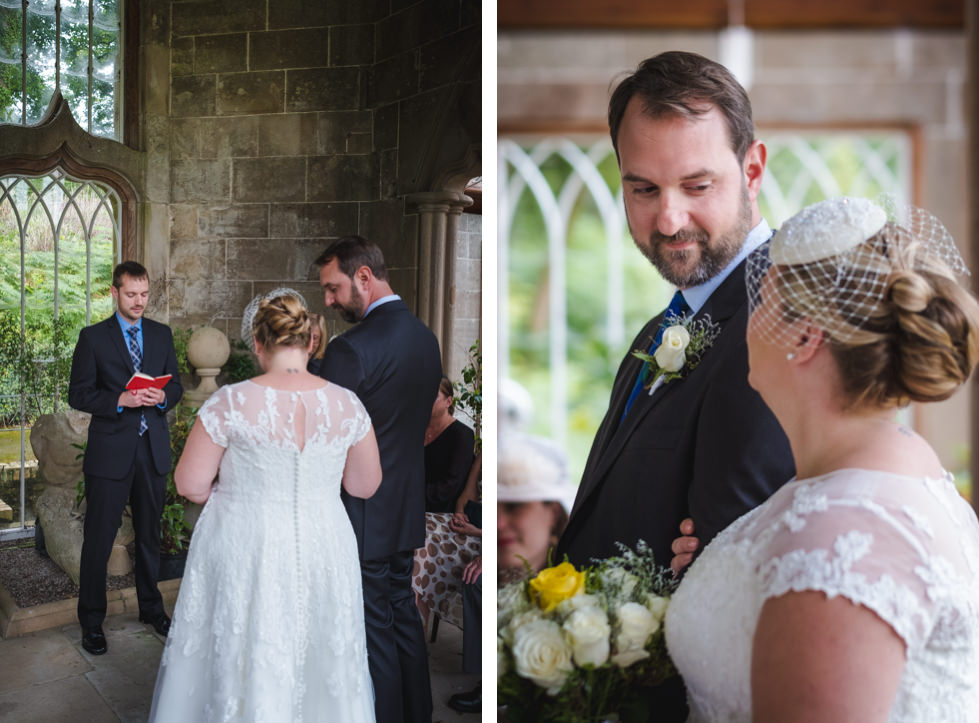 Wedding at Culzean Castle