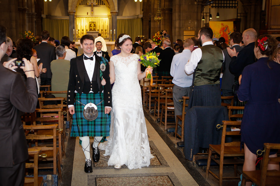 Edinburgh Wedding Photographer - Lauren and Daves Wedding at the George Hotel