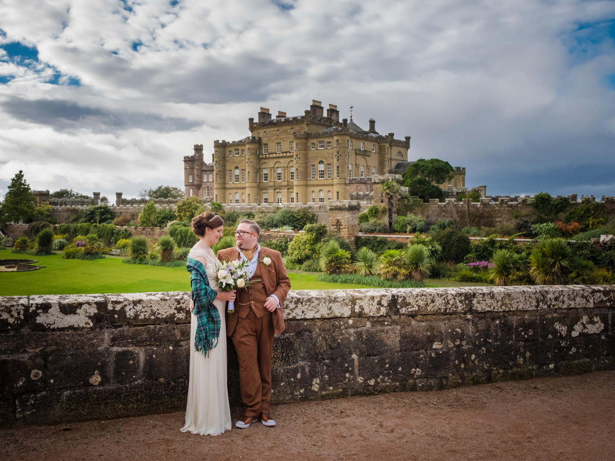 Culzean Castle Wedding - Joanna and Nathan
