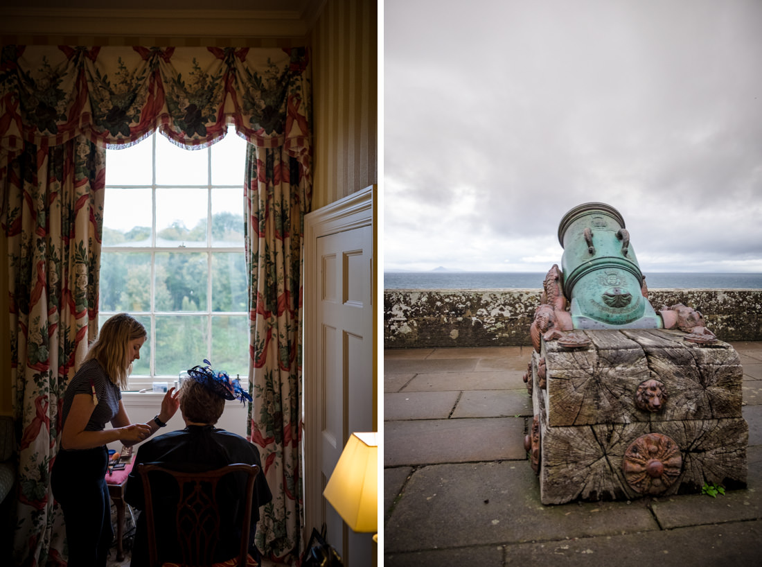 Culzean Castle Wedding Canon