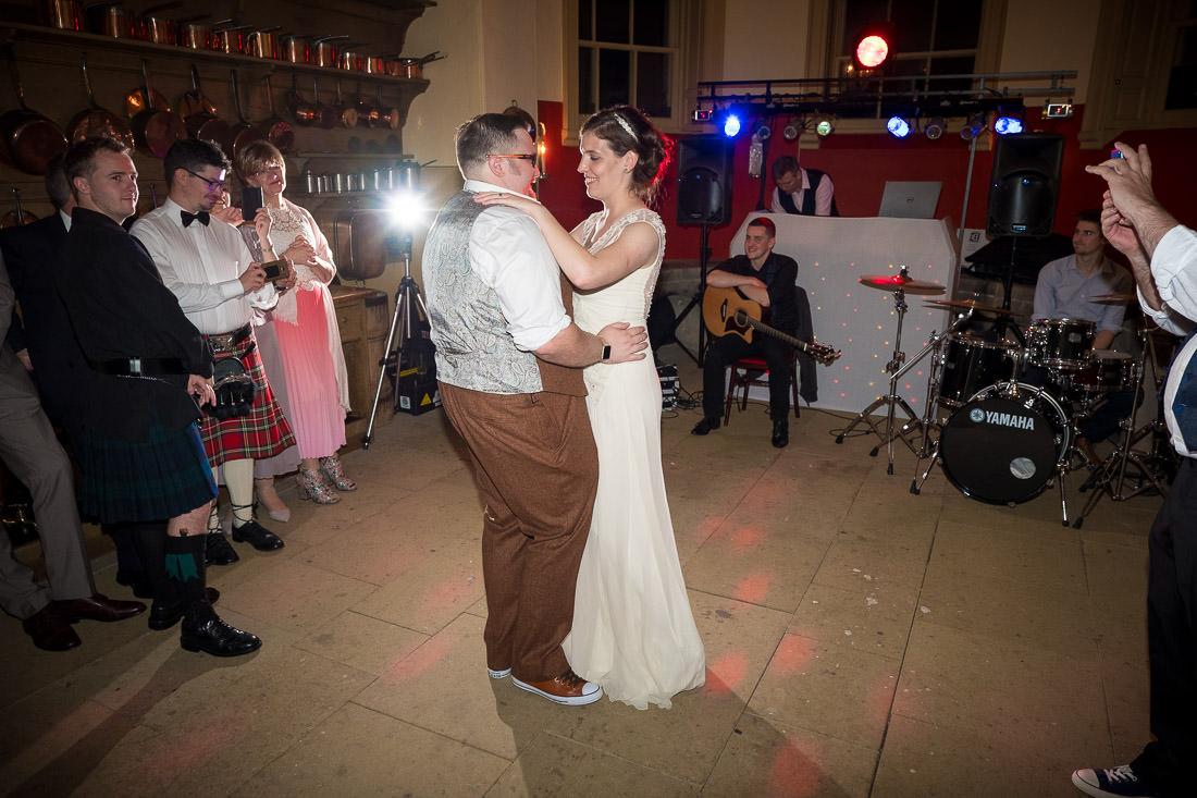 Culzean Castle Wedding Dancing
