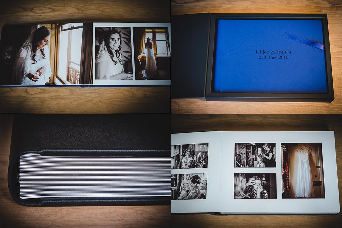 Wedding Album Collage