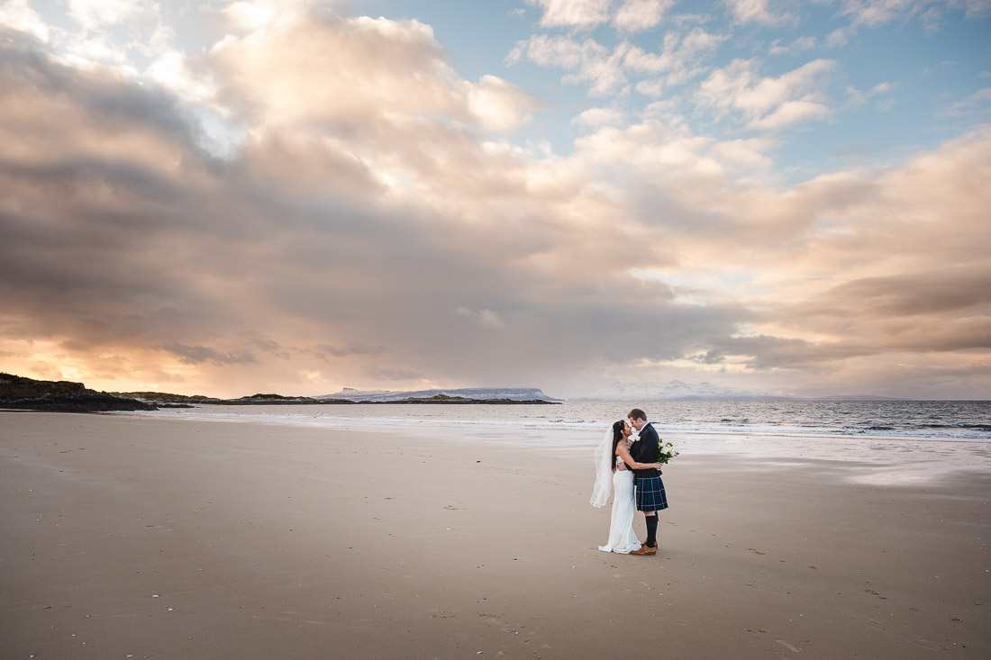 Arisaig Elopement Photographer
