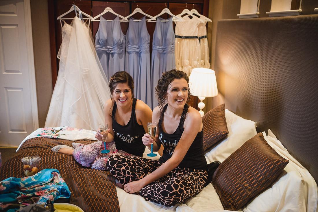 Sherbrooke Castle Wedding Photographs