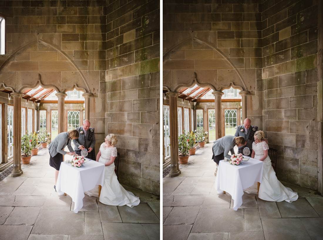 Culzean Castle Wedding Photographs