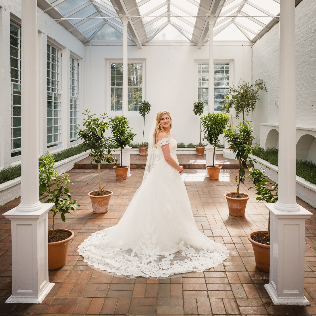 The Orangery Culzean Castle Wedding