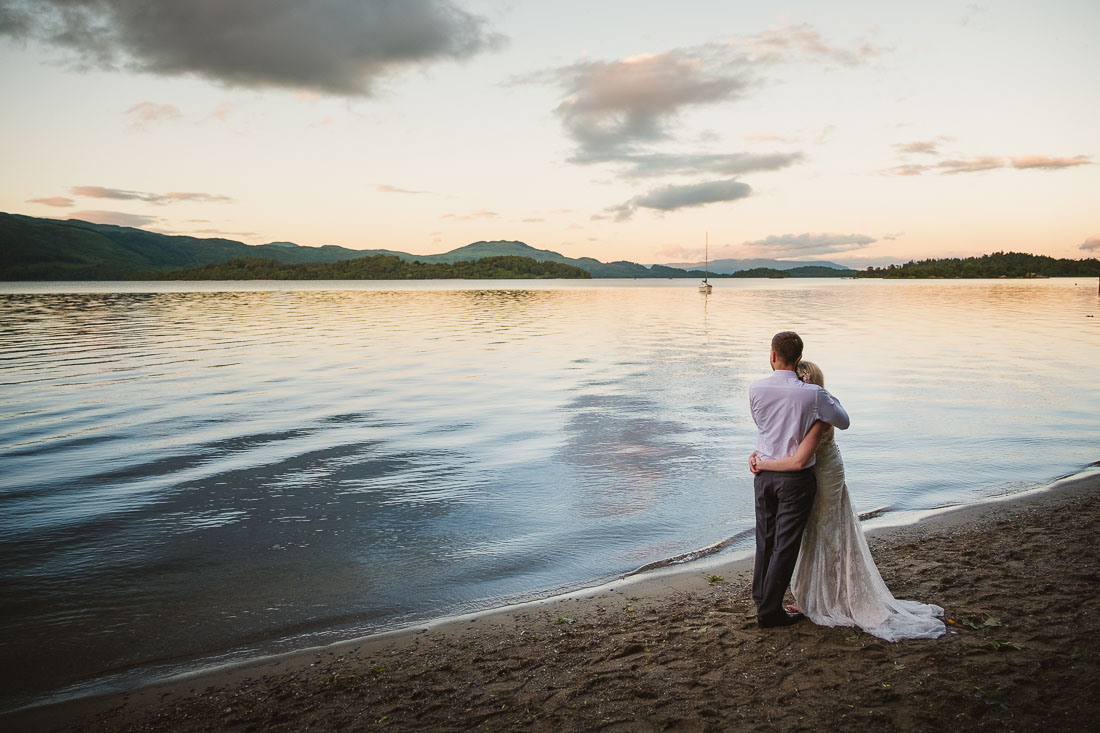 Loch Lomond Wedding