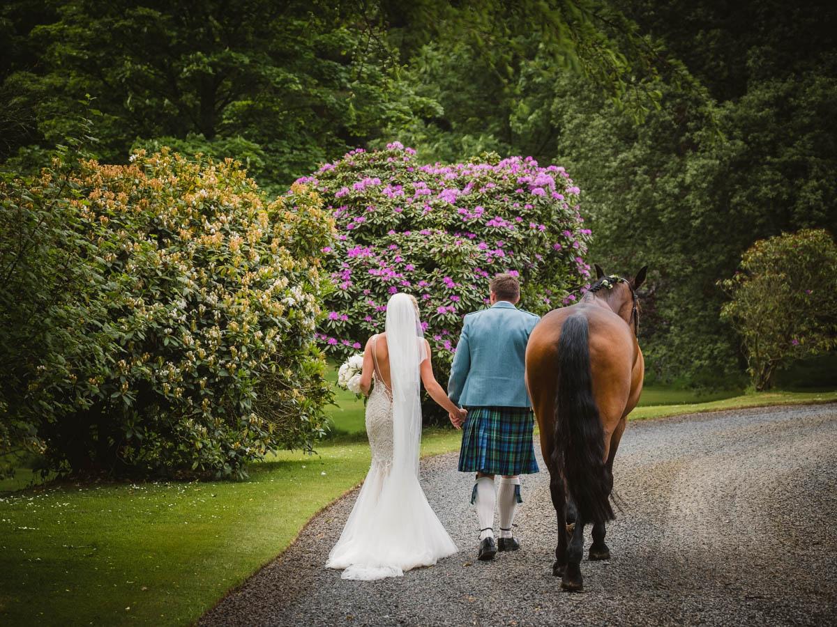 Hillhouse wedding photographer