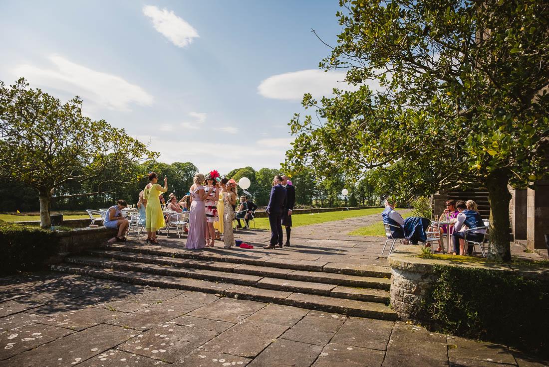 Wedding at Rowallan Castle