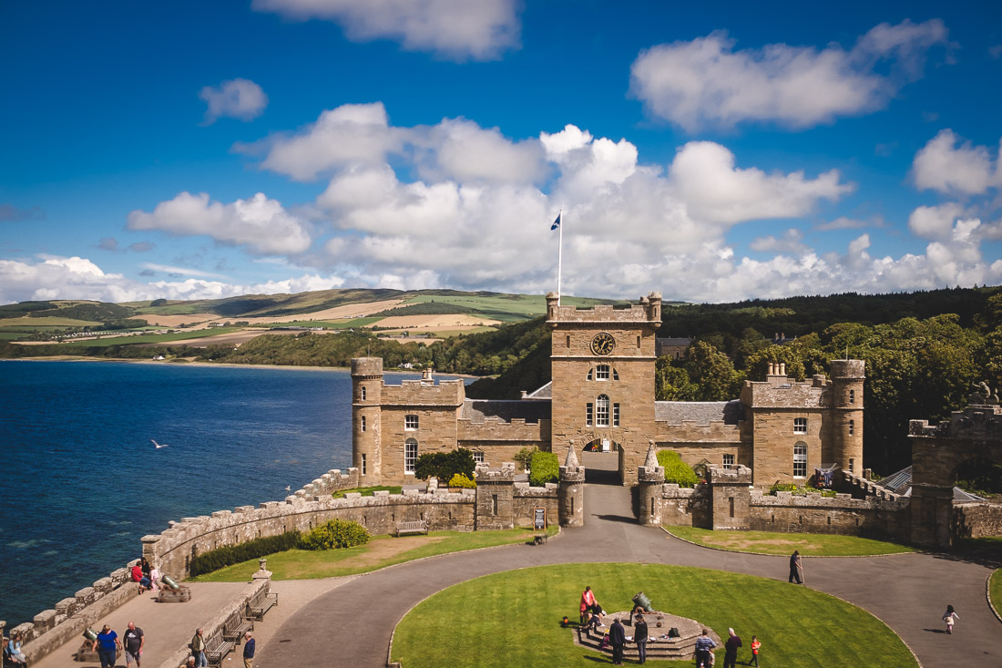 Culzean Castle Elopement