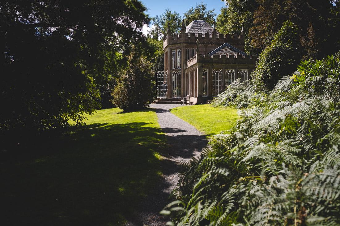 Culzean Castle Camellia House