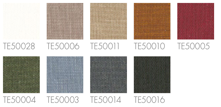 Linen Cover Colours