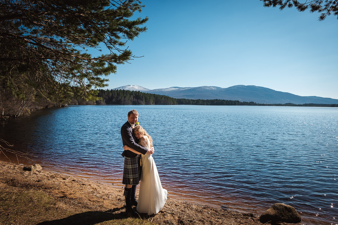 Loch Garten Wedding