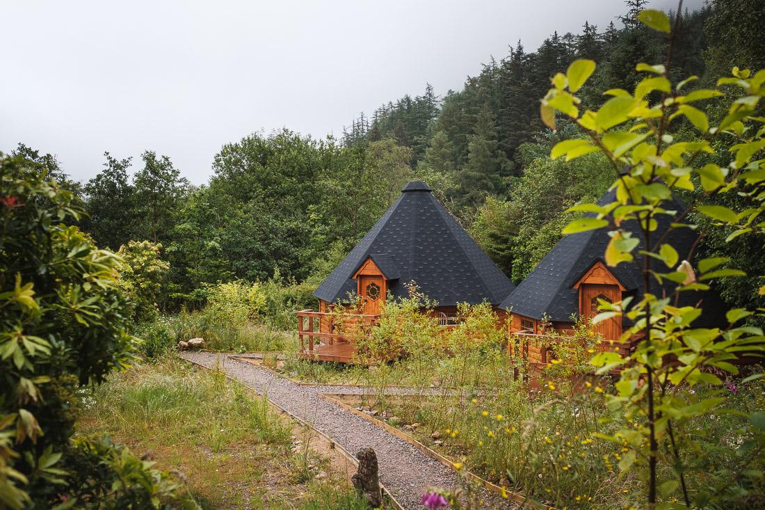 Aos Si Lodges Glencoe
