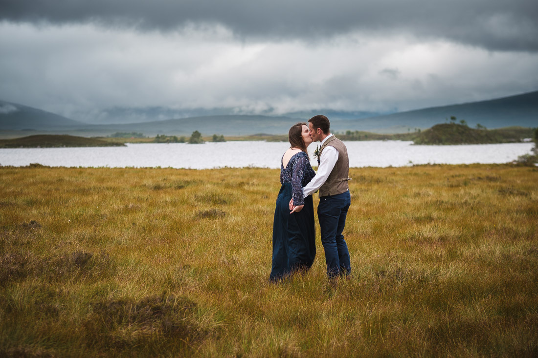 Glencoe Elopement Photographs