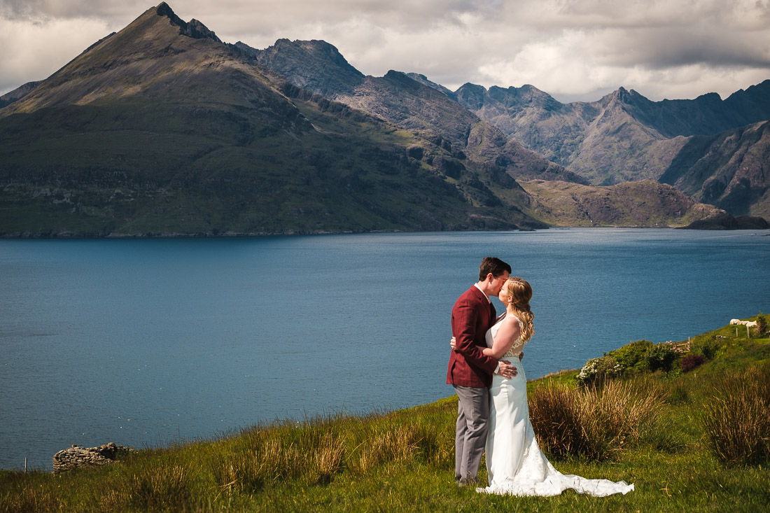 Loch Coruisk Adventure Elopement Elgol