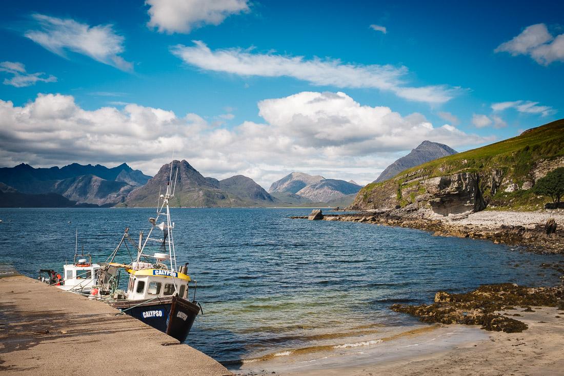 Misty Isle Boat Trips Loch Coruisk Adventure Elopement