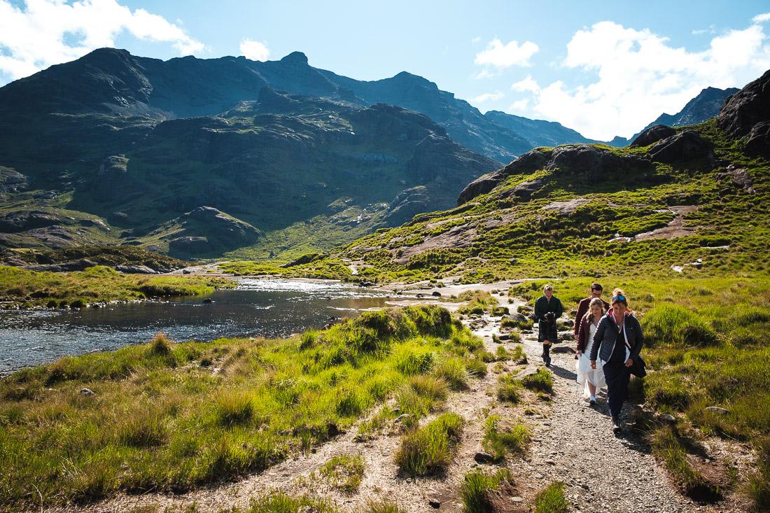 Loch Coruisk Adventure Elopement