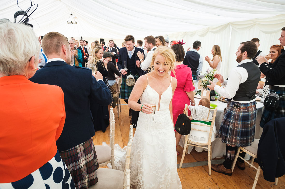 Wedding Fun in the Scottish Highlands