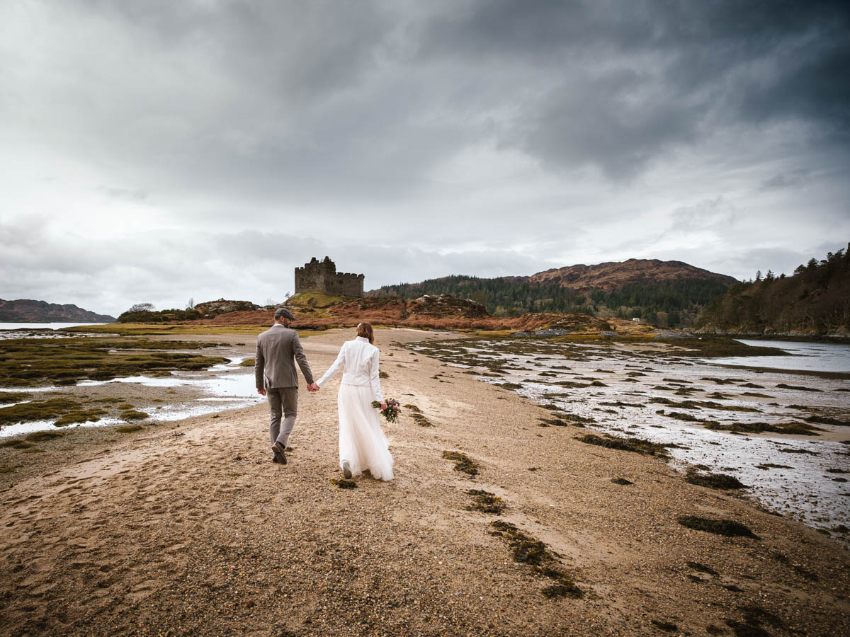 Castle Tioram Wedding