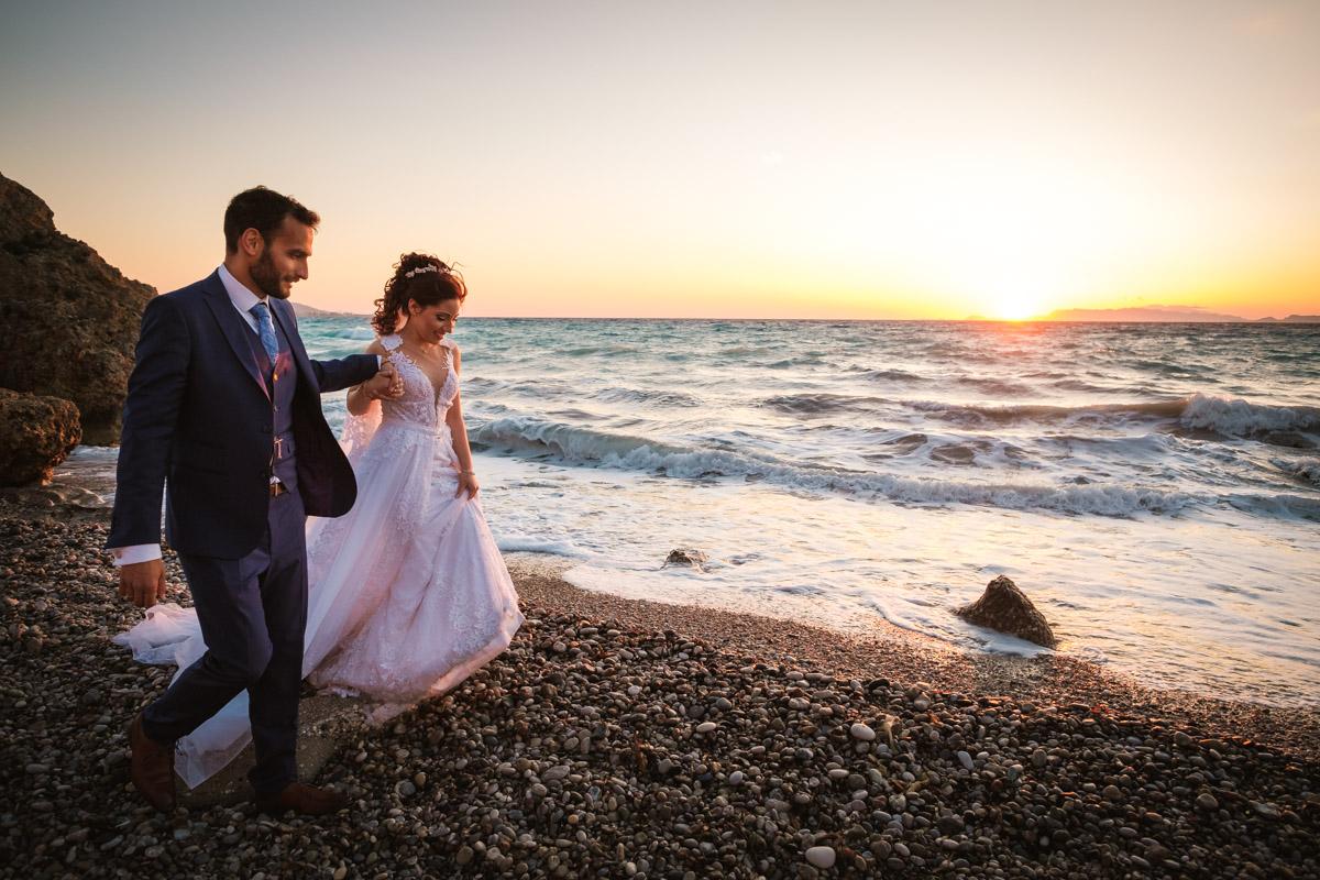 Destination Wedding in Rhodes